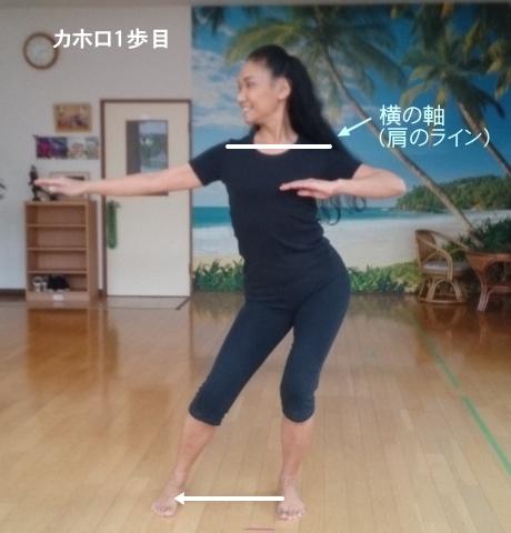 フラダンスの基本